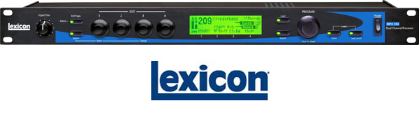 Lexicon is Lexicon MPX 550 High Definition Class A Digital Reverb Alex Picciafuochi Alessandro Studio